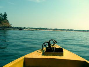 Goa Returning to Baga Beach