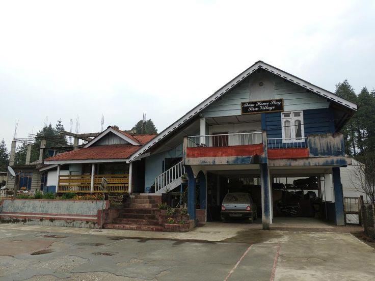 Abasa home stay  Ziro Arunachal Pradesh