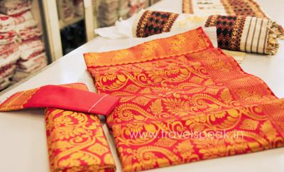 Assam Silk Shopping