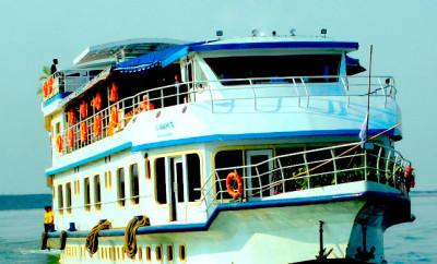 Brahmaputra River Cruises - M.V.Manashputra