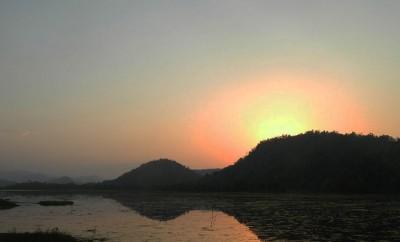 Chandubi Lake Assam