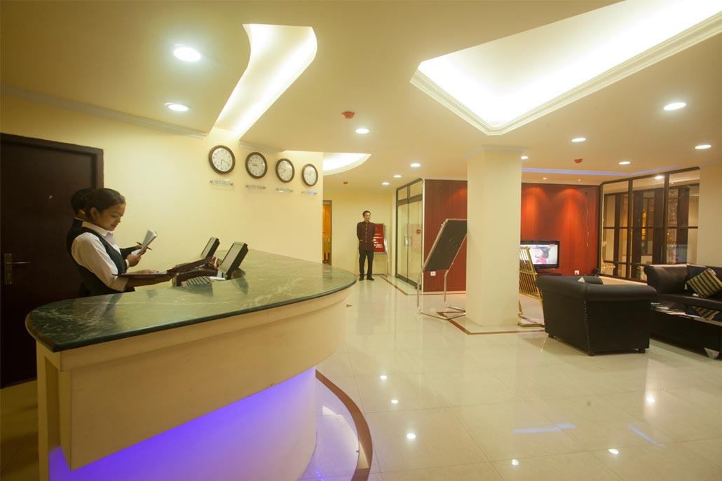 Hotel Regency Aizawl Mizora