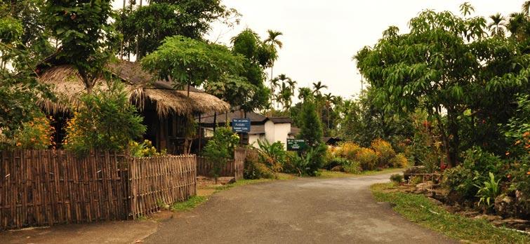 Mawlynnong Village Meghalaya