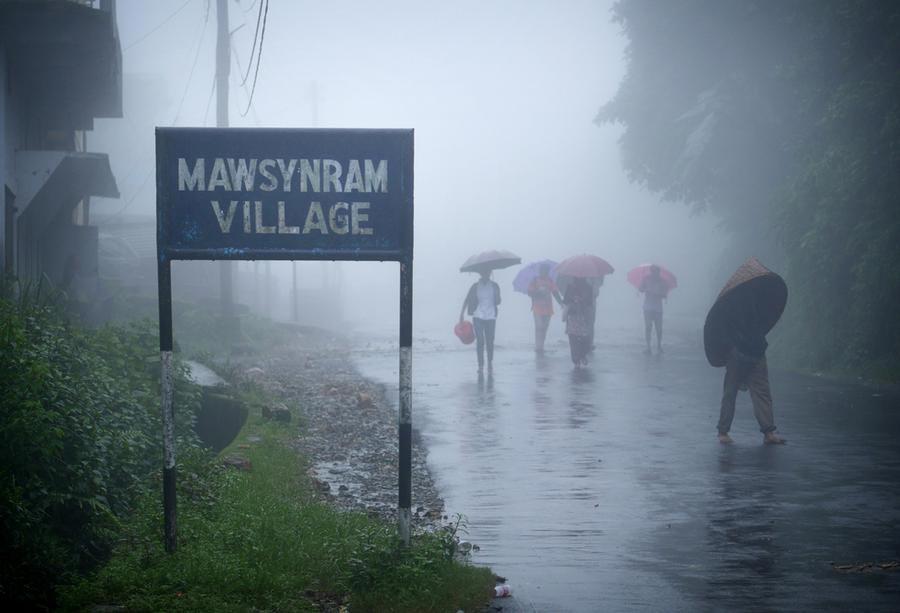 Mawsynram-Meghalaya