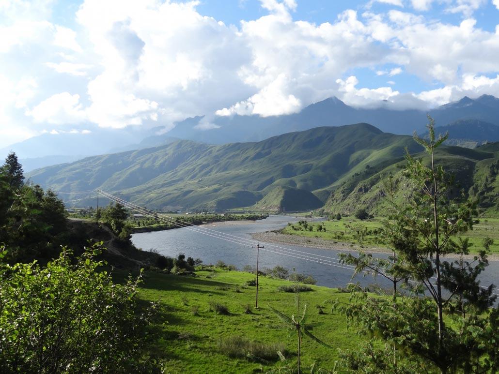 Mechuka Arunachal Pradesh