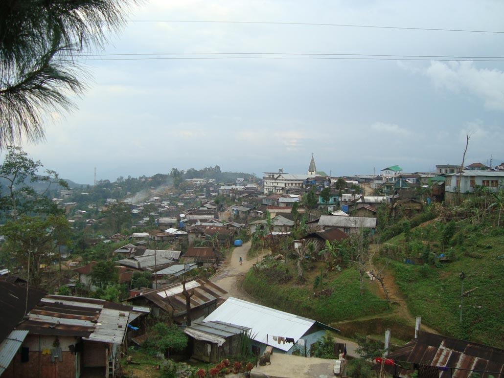 Mokukchung-Nagaland