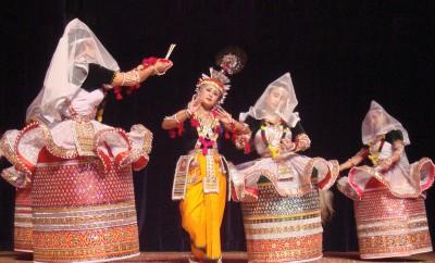 Manipuri Dance Ras Lila