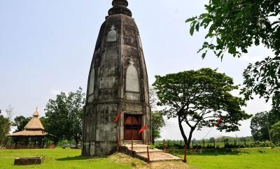 Surya Pahar Temples Assam