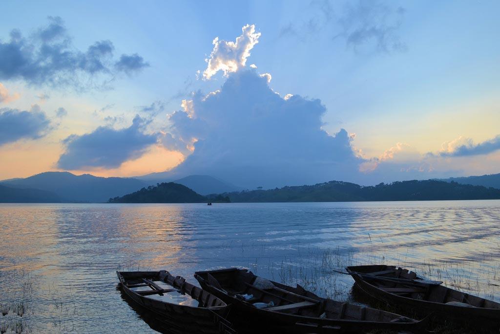 Umium Lake Meghalaya