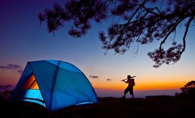 Camping Ziro Music Festival