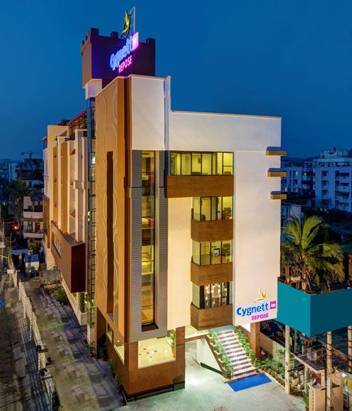 Hotel Cygnett Repose Guwahati