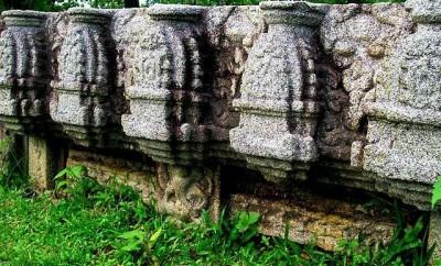 Madan Kamdev Ruins Assam