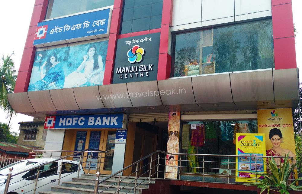 Five Best Silk Shops In Guwahati Assam Travel Speak
