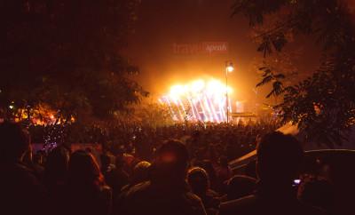 Metropolis Guwahati Rock Concert